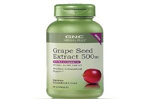 葡萄籽对皮肤的效果