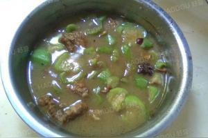 红烧丝瓜的做法,红烧丝瓜怎么做好吃,红烧丝瓜