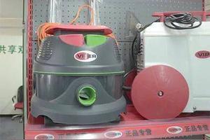 吸尘器那个积尘筒怎么打开