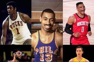 如果选5个人打一场事关生死的篮球比赛,你首先会选谁?