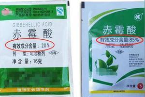 赤霉素茶叶(6一ba复配赤霉素浓度)