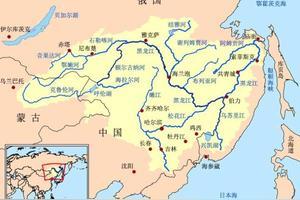 黑龙江水系