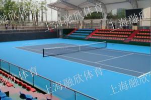 建一个网球场需要多少成本?