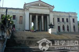请问古巴哈瓦那大学世界排名多少