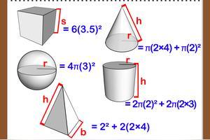 面积与表面积的区别