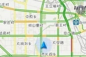 高德地图如何将线路发送给朋友?