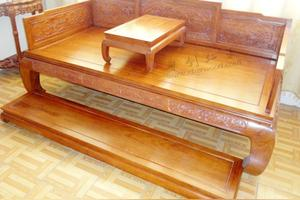 买套红木沙发,预算有限,十件套是买缅甸花梨木好还是刺猬紫檀好?