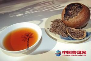 陈皮和普洱茶能一起泡喝吗?有什么作用?