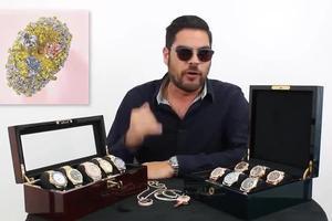 世界最昂贵的十大手表有哪些?