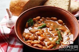 百合绿豆汤的功效