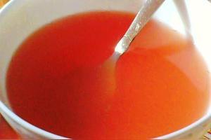 山楂茶的做法