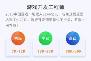 上海最好的游戏培训学校