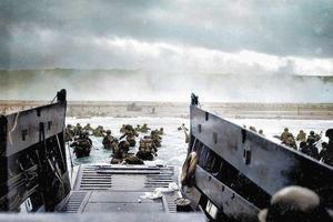 为什么现在这么多年轻人都认为诺曼底登陆是二战转折点