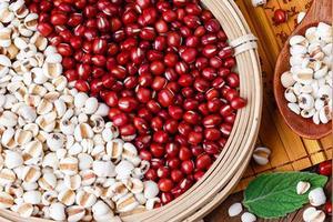 柠檬红豆薏米饮功效与禁忌有哪些