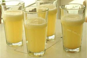 香瓜汁的做法,香瓜汁怎么做好吃,香瓜汁的家常做法