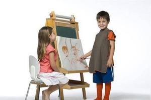 为什么要让孩子学艺术