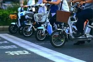 电动自行车怎样左转弯
