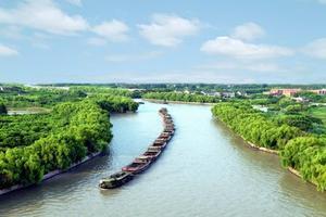 京杭大运河的最南段叫做什么